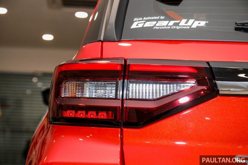 2021 Perodua Ativa 正式发布!三个等级售RM61,500起 Image #147491