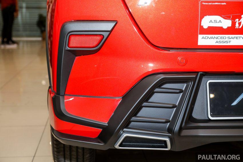 2021 Perodua Ativa 正式发布!三个等级售RM61,500起 Image #147492