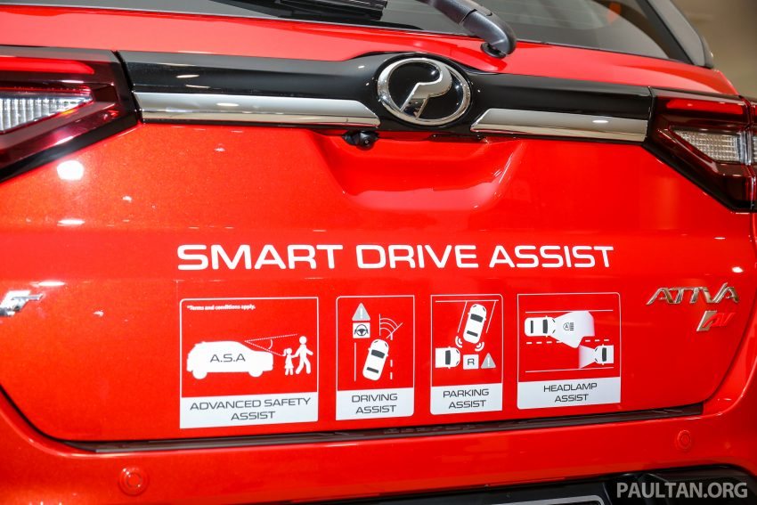 2021 Perodua Ativa 正式发布!三个等级售RM61,500起 Image #147493