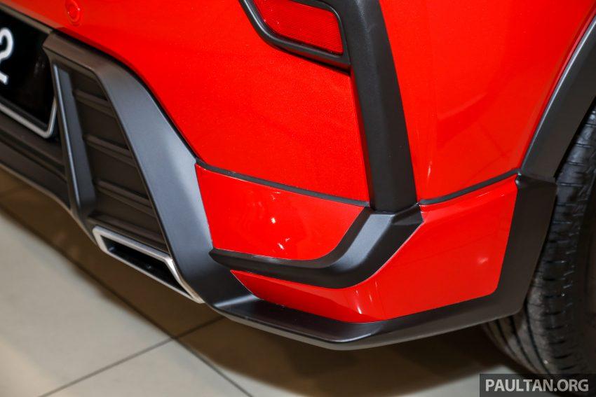 2021 Perodua Ativa 正式发布!三个等级售RM61,500起 Image #147497