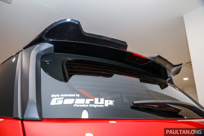 2021 Perodua Ativa 正式发布!三个等级售RM61,500起 Image #147499