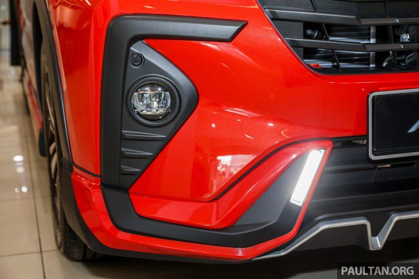 2021 Perodua Ativa 正式发布!三个等级售RM61,500起 Image #147480