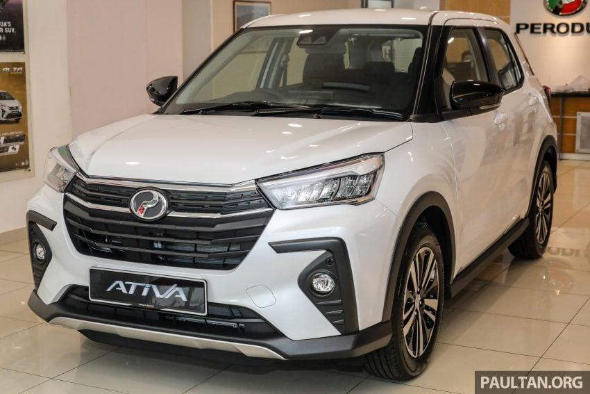 2021 Perodua Ativa 正式发布!三个等级售RM61,500起 Image #147341