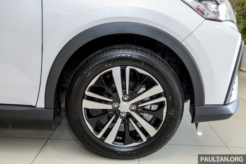 2021 Perodua Ativa 正式发布!三个等级售RM61,500起 Image #147358
