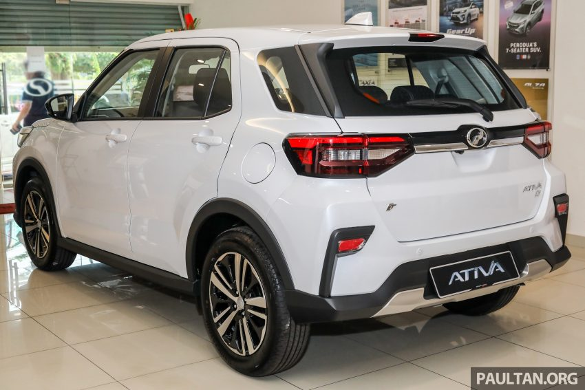 2021 Perodua Ativa 正式发布!三个等级售RM61,500起 Image #147594