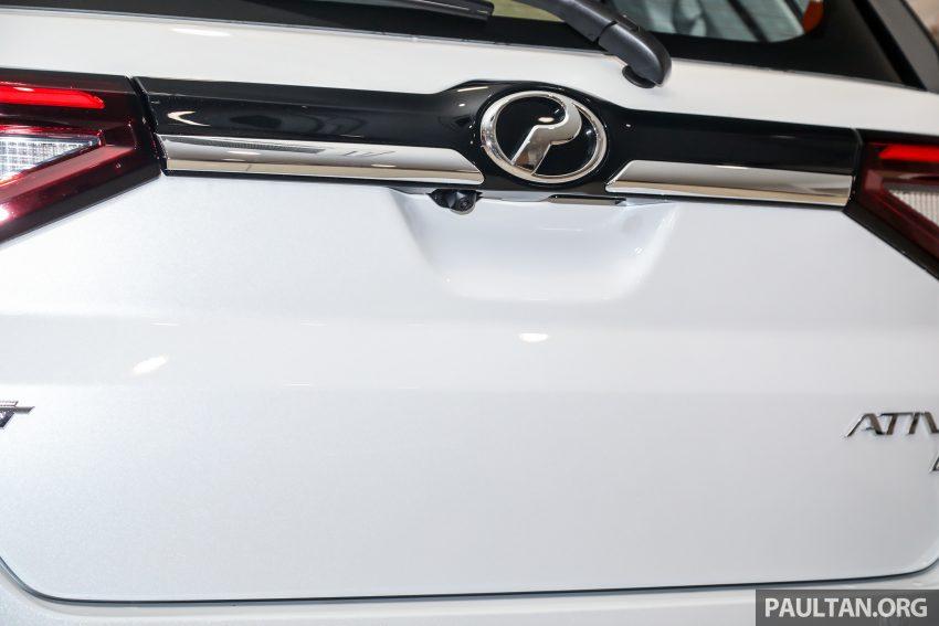 2021 Perodua Ativa 正式发布!三个等级售RM61,500起 Image #147363