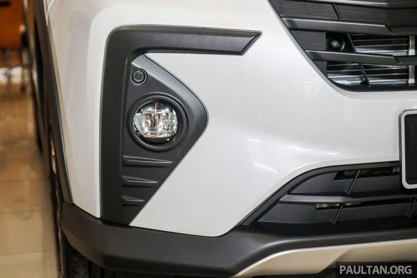 2021 Perodua Ativa 正式发布!三个等级售RM61,500起 Image #147348