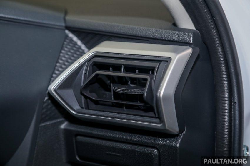 2021 Perodua Ativa 正式发布!三个等级售RM61,500起 Image #147385