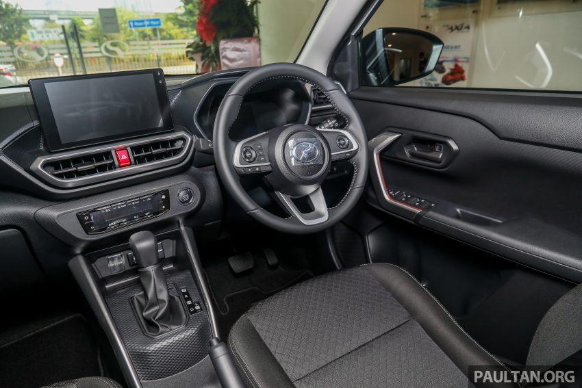 2021 Perodua Ativa 正式发布!三个等级售RM61,500起 Image #147388
