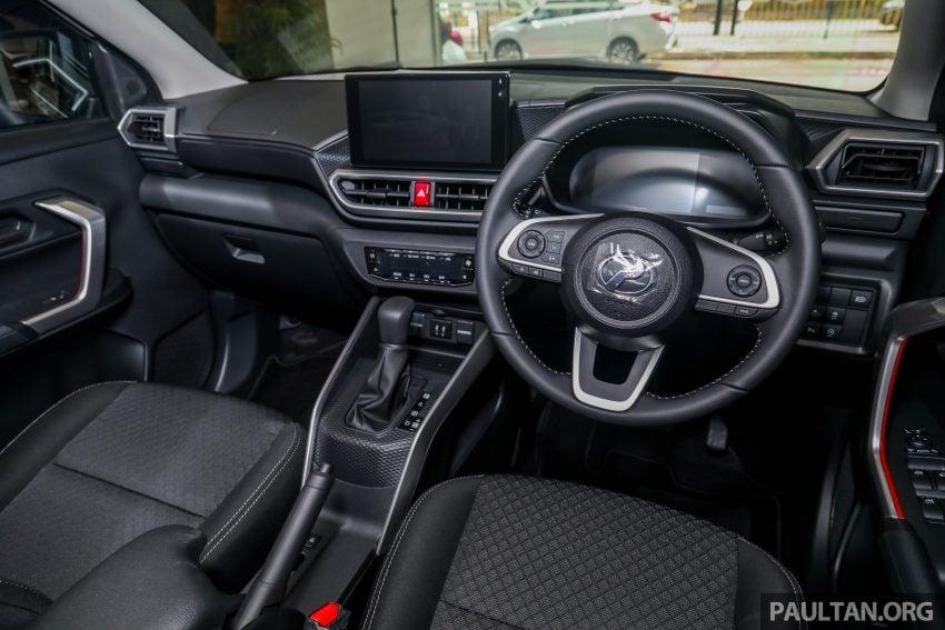 2021 Perodua Ativa 正式发布!三个等级售RM61,500起 Image #147374