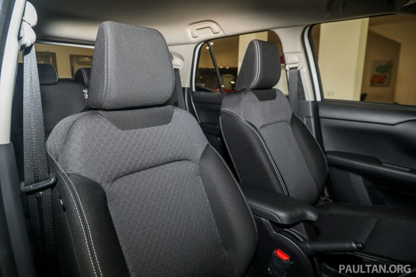 2021 Perodua Ativa 正式发布!三个等级售RM61,500起 Image #147392