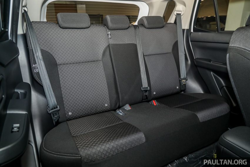 2021 Perodua Ativa 正式发布!三个等级售RM61,500起 Image #147396