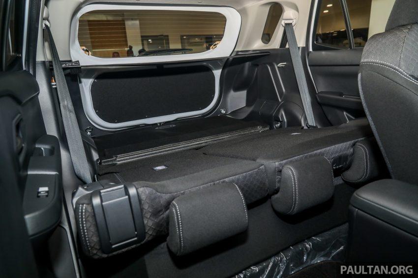 2021 Perodua Ativa 正式发布!三个等级售RM61,500起 Image #147397