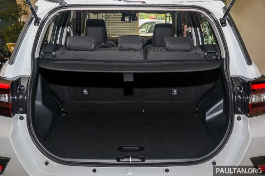 2021 Perodua Ativa 正式发布!三个等级售RM61,500起 Image #147401