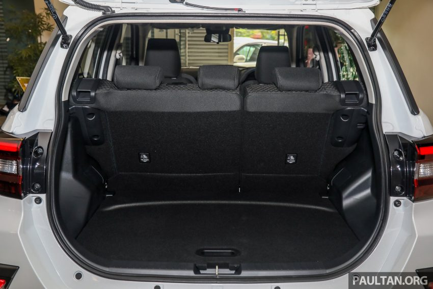 2021 Perodua Ativa 正式发布!三个等级售RM61,500起 Image #147402