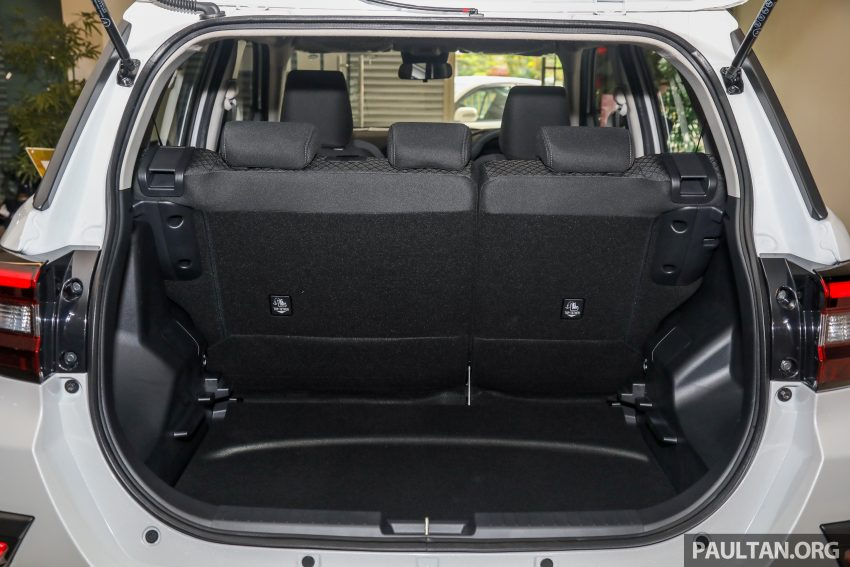 2021 Perodua Ativa 正式发布!三个等级售RM61,500起 Image #147403
