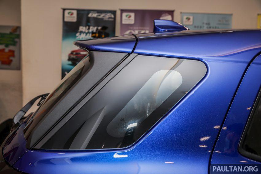 2021 Perodua Ativa 正式发布!三个等级售RM61,500起 Image #147419