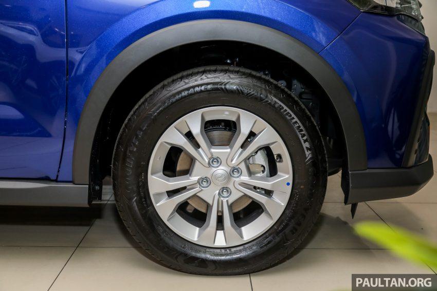 2021 Perodua Ativa 正式发布!三个等级售RM61,500起 Image #147421