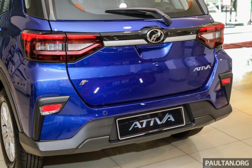 2021 Perodua Ativa 正式发布!三个等级售RM61,500起 Image #147423