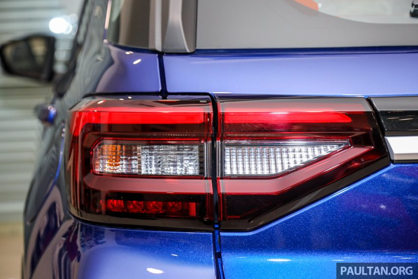 2021 Perodua Ativa 正式发布!三个等级售RM61,500起 Image #147424
