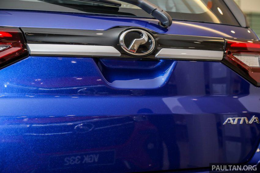 2021 Perodua Ativa 正式发布!三个等级售RM61,500起 Image #147427