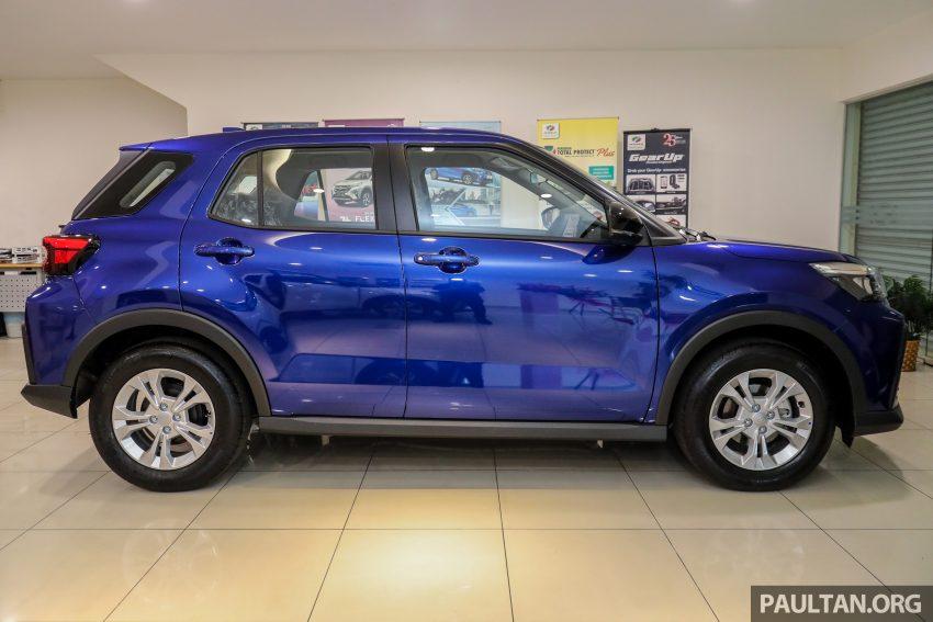2021 Perodua Ativa 正式发布!三个等级售RM61,500起 Image #147408