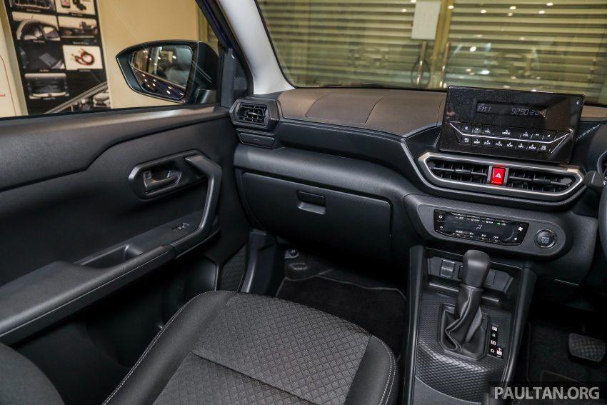 2021 Perodua Ativa 正式发布!三个等级售RM61,500起 Image #147457