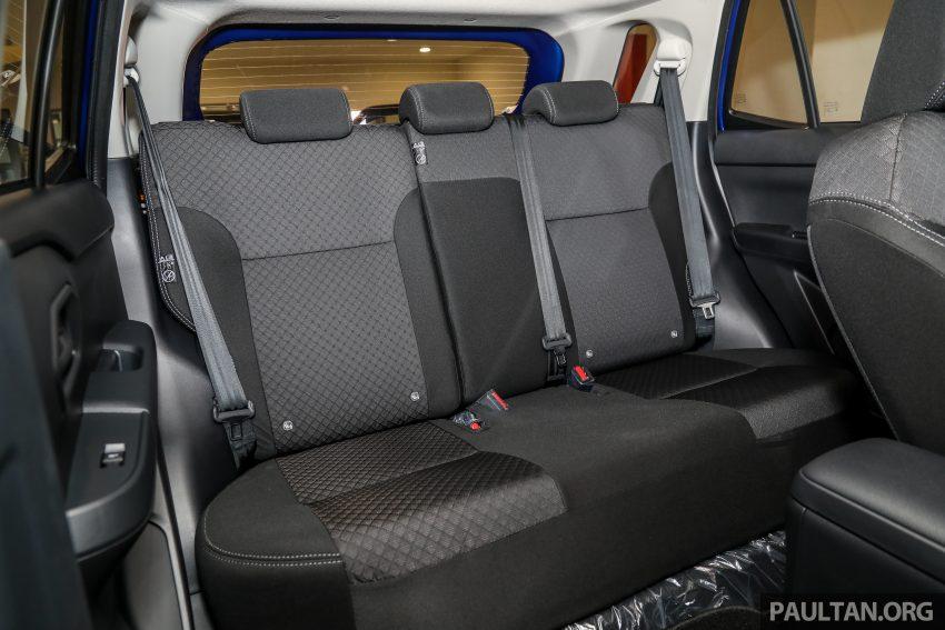 2021 Perodua Ativa 正式发布!三个等级售RM61,500起 Image #147465
