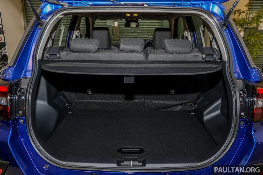 2021 Perodua Ativa 正式发布!三个等级售RM61,500起 Image #147468