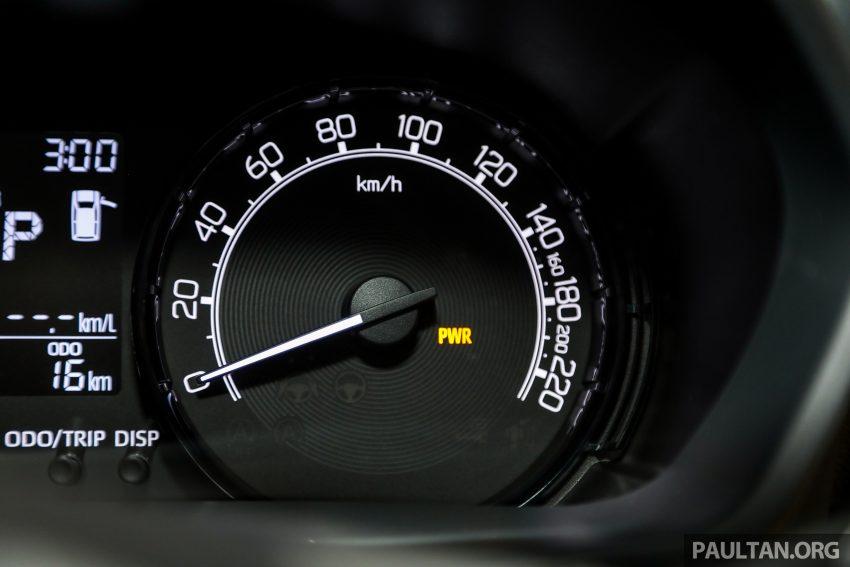 2021 Perodua Ativa 正式发布!三个等级售RM61,500起 Image #147437