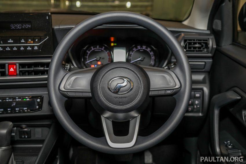 2021 Perodua Ativa 正式发布!三个等级售RM61,500起 Image #147438