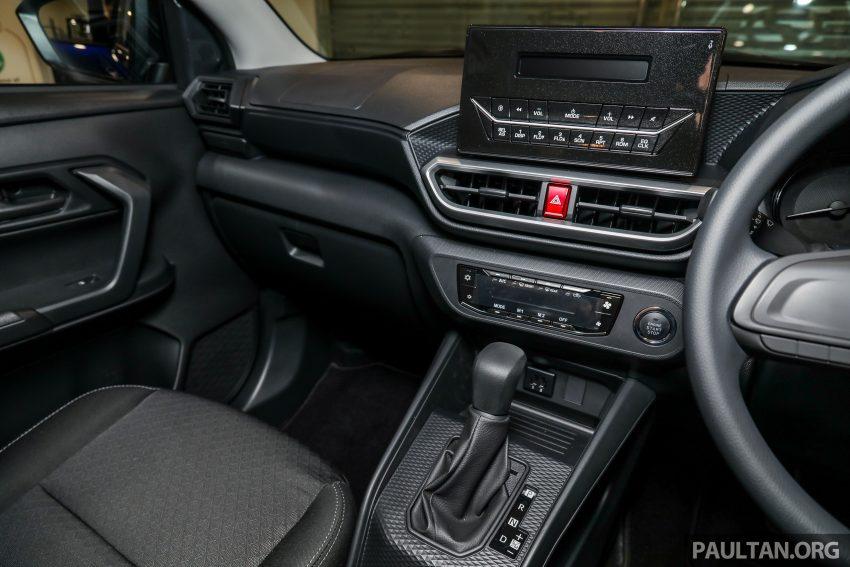 2021 Perodua Ativa 正式发布!三个等级售RM61,500起 Image #147441