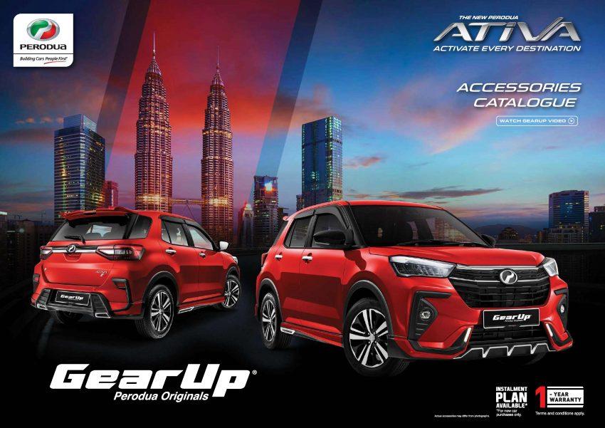 2021 Perodua Ativa 正式发布!三个等级售RM61,500起 Image #147576