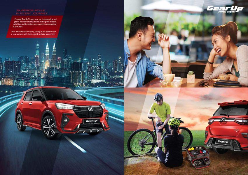 2021 Perodua Ativa 正式发布!三个等级售RM61,500起 Image #147577