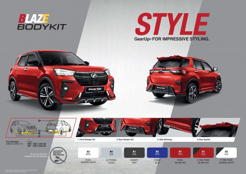 2021 Perodua Ativa 正式发布!三个等级售RM61,500起 Image #147585