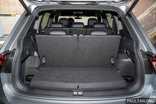 2021 Volkswagen Tiguan Allspace 在本地迎来小升级!2.0 TSI R-Line 版本 ...