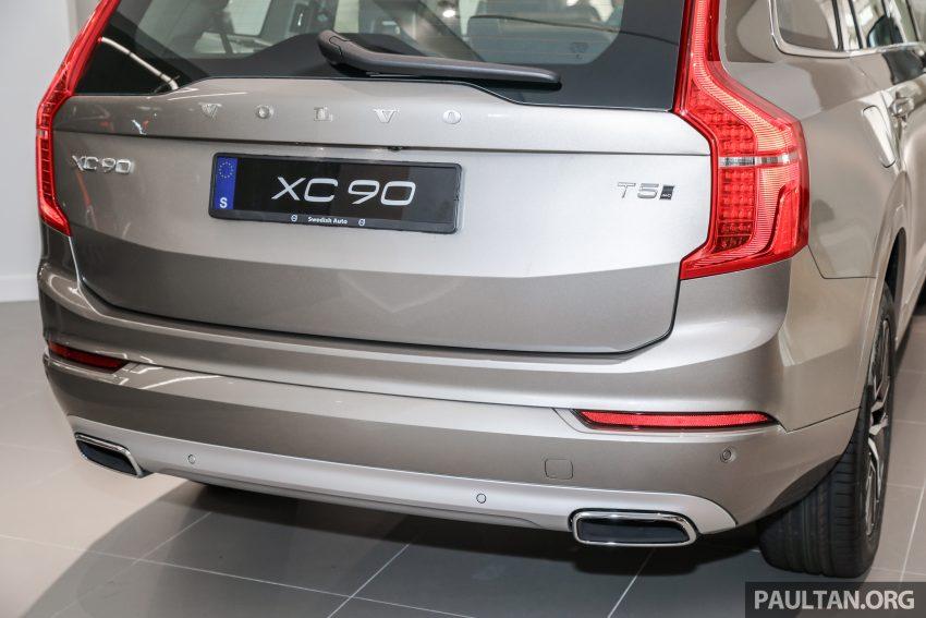 2021 Volvo XC90 迎来小升级!本地不再有 Inscription 版 Image #147018