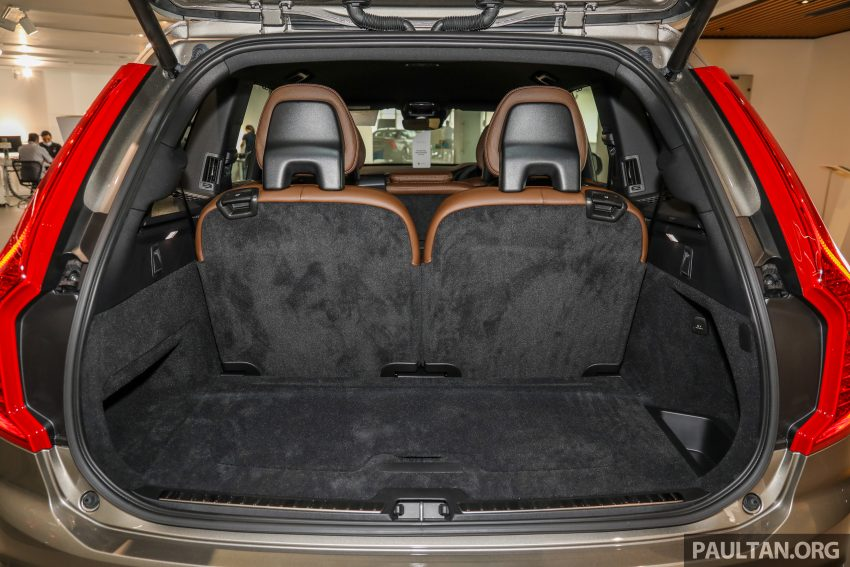 2021 Volvo XC90 迎来小升级!本地不再有 Inscription 版 Image #147041