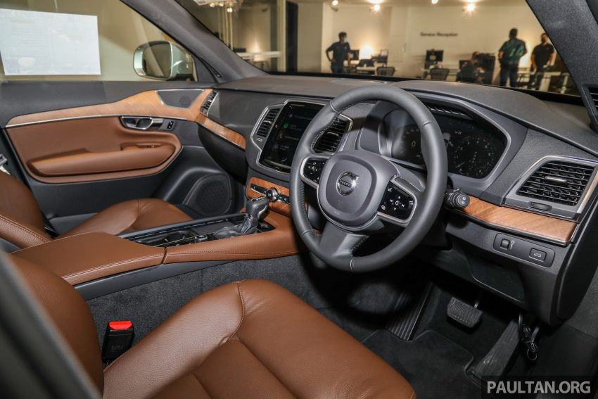 2021 Volvo XC90 迎来小升级!本地不再有 Inscription 版 Image #147026