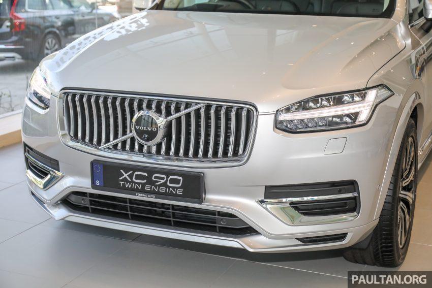 2021 Volvo XC90 迎来小升级!本地不再有 Inscription 版 Image #147077