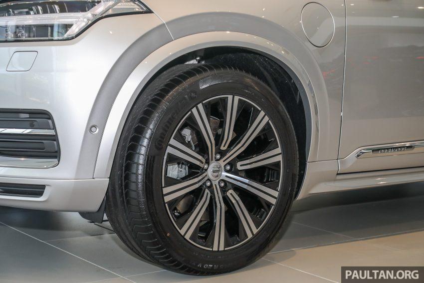 2021 Volvo XC90 迎来小升级!本地不再有 Inscription 版 Image #147080