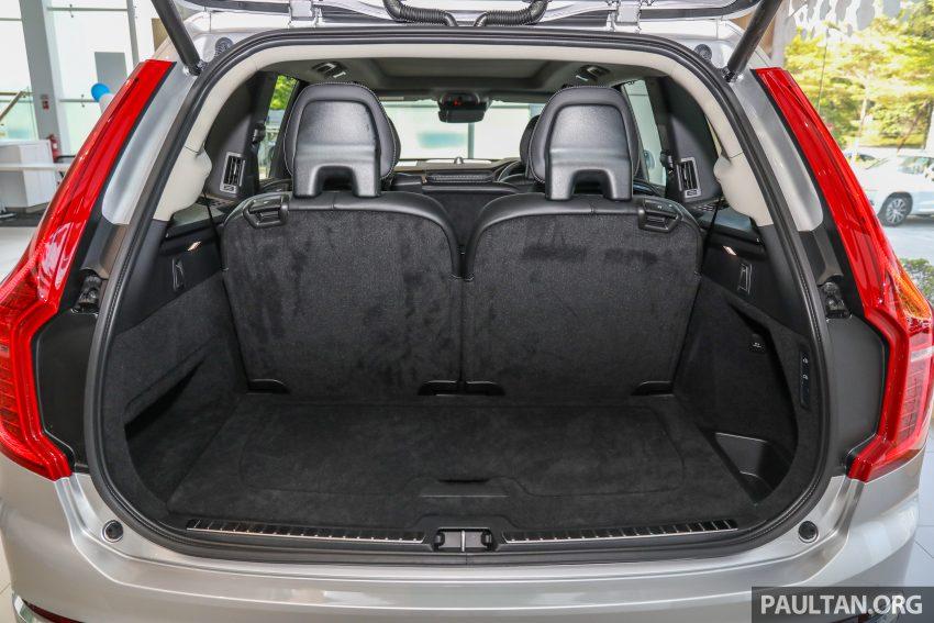 2021 Volvo XC90 迎来小升级!本地不再有 Inscription 版 Image #147112