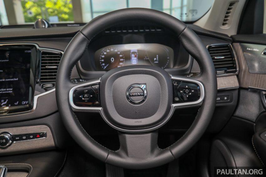 2021 Volvo XC90 迎来小升级!本地不再有 Inscription 版 Image #147092
