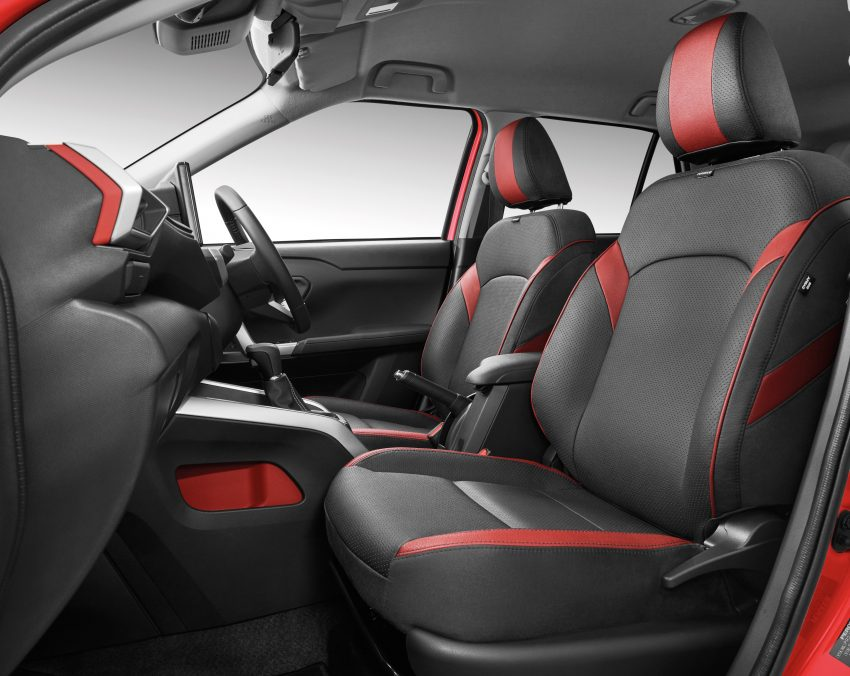 2021 Perodua Ativa 正式发布!三个等级售RM61,500起 Image #147531