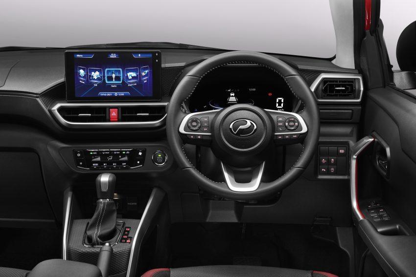 2021 Perodua Ativa 正式发布!三个等级售RM61,500起 Image #147532