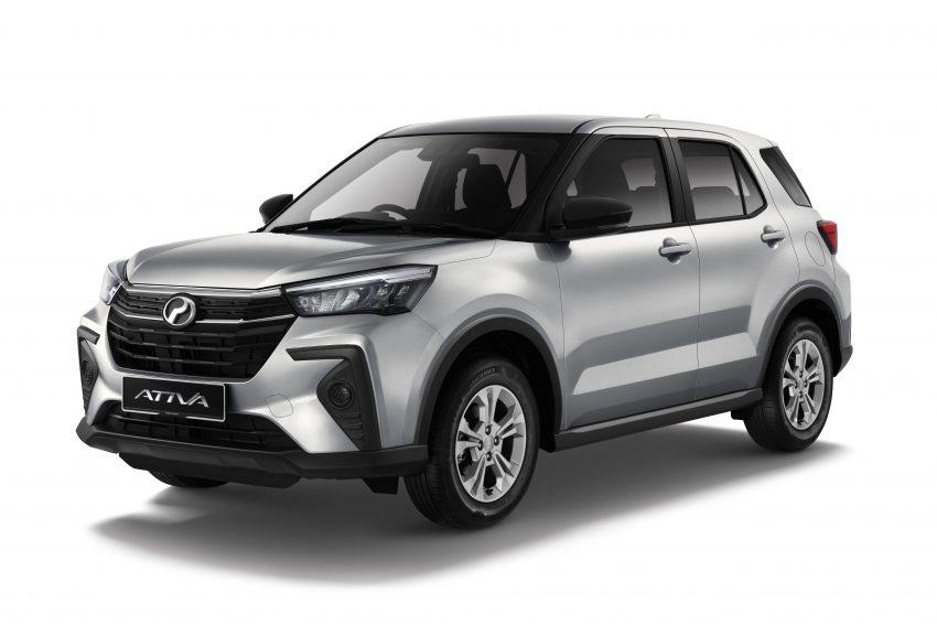 2021 Perodua Ativa 正式发布!三个等级售RM61,500起 Image #147543