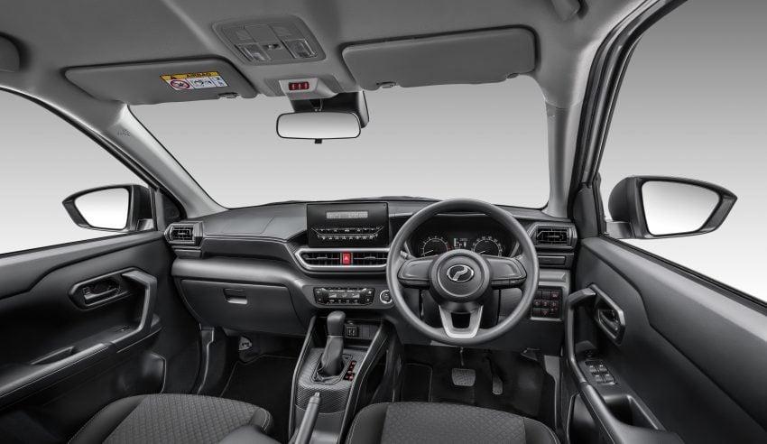 2021 Perodua Ativa 正式发布!三个等级售RM61,500起 Image #147544