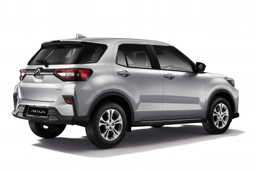 2021 Perodua Ativa 正式发布!三个等级售RM61,500起 Image #147545