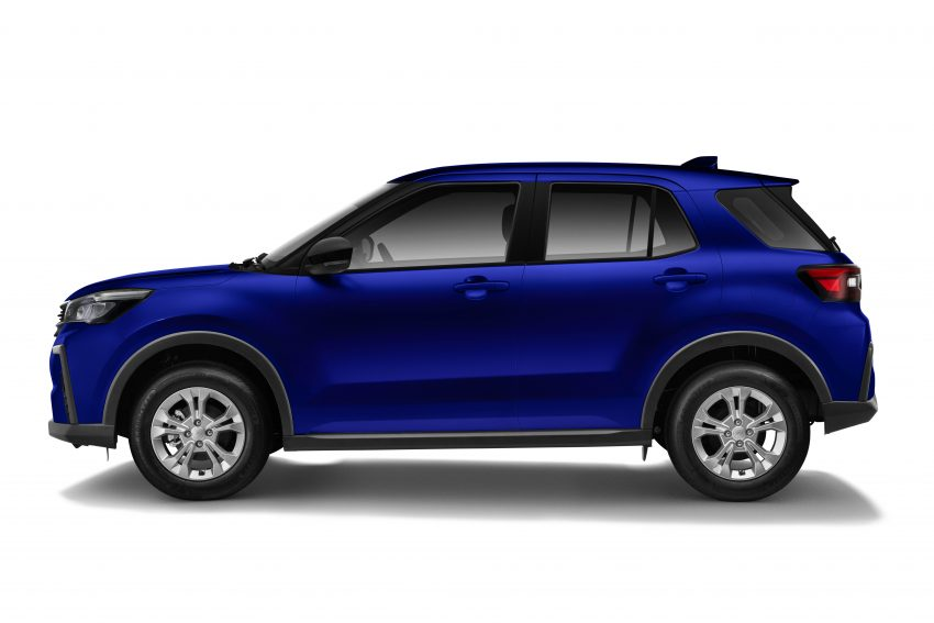 2021 Perodua Ativa 正式发布!三个等级售RM61,500起 Image #147520