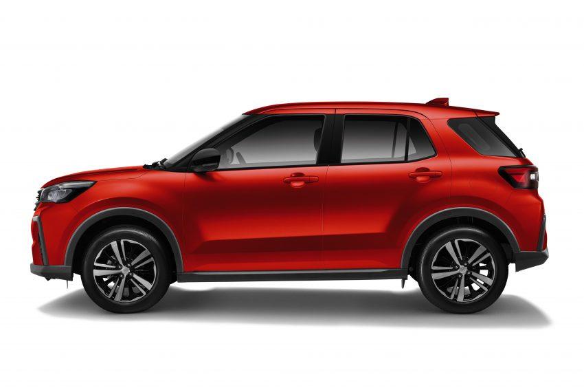 2021 Perodua Ativa 正式发布!三个等级售RM61,500起 Image #147524